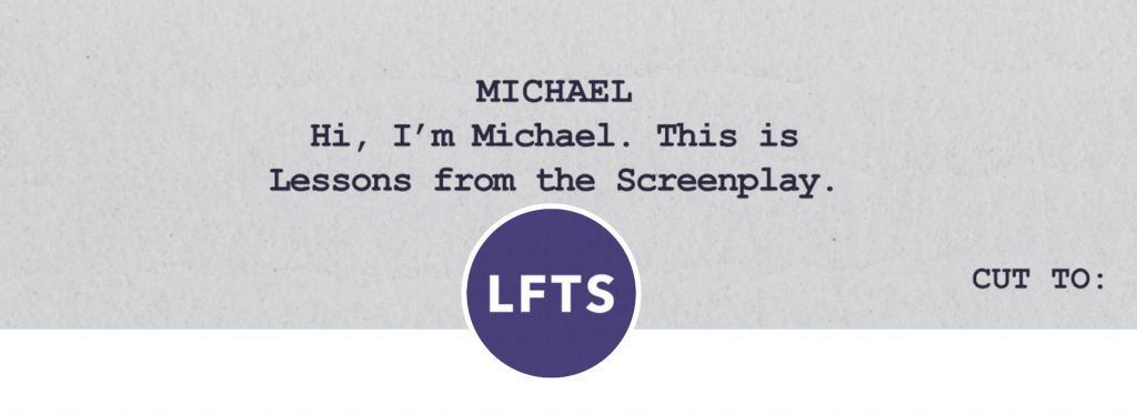 creatives blogs on screenplays